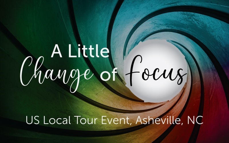A Little Change of Focus (Audio)