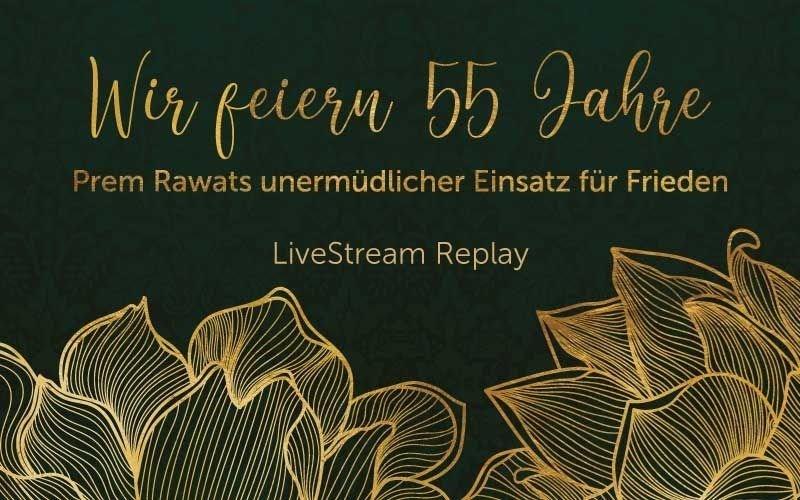 """""""Wir feiern 55 Jahre"""" (audio)"""