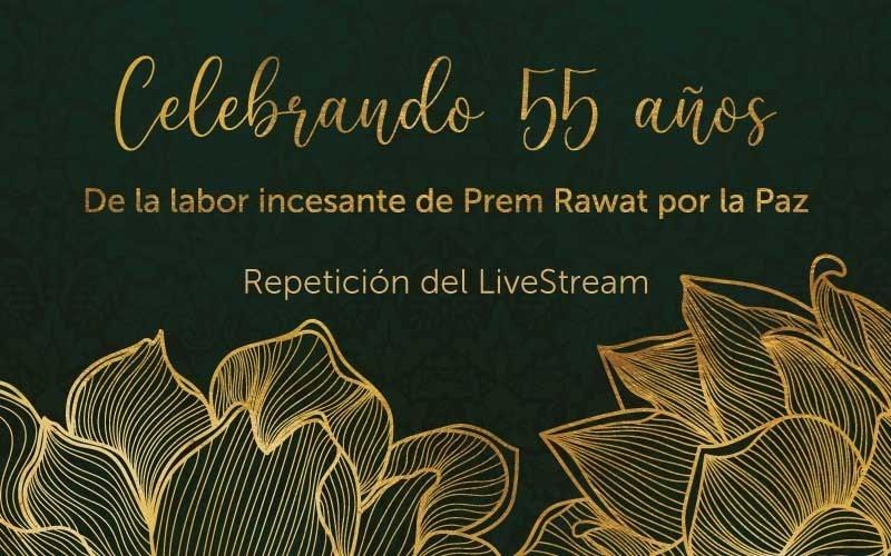 """""""Celebrando 55 años"""" (audio)"""