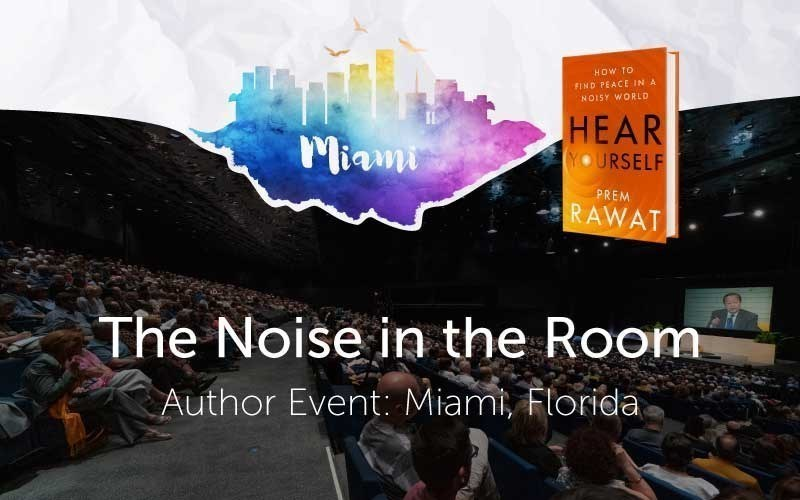 The Noise in the Room (Audio)
