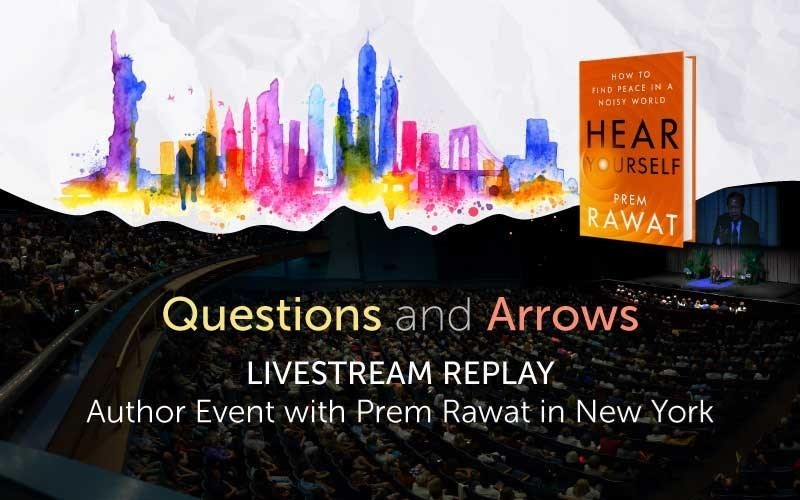 """""""Questions and Arrows"""" (audio)"""