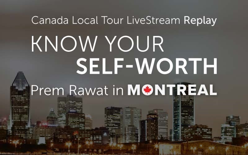 Know Your Self-Worth (Video)